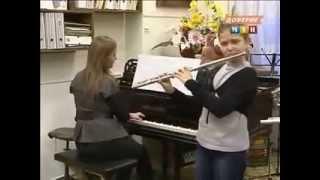 Обучение детей игре на музыкальных инструментах