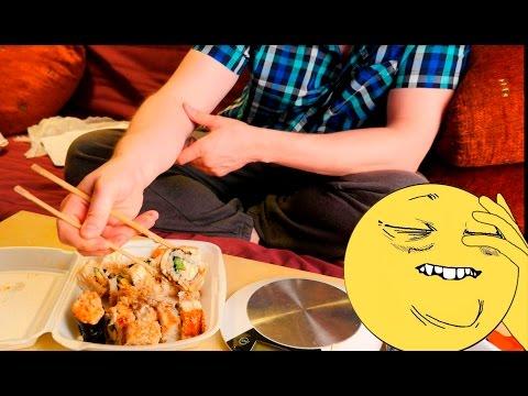 САМЫЕ ВКУСНЫЕ СУШИ В г. УФА - ХОЧУ СУШИ Обзор Ресторан доставки СЕМЕЙНЫЙ УЖИН 2016из YouTube · С высокой четкостью · Длительность: 37 мин40 с  · Просмотры: более 50.000 · отправлено: 28.11.2016 · кем отправлено: Семья Bagdasaryan Family