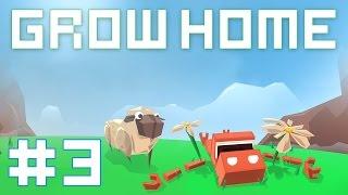 видео Grow Home | Видео прохождение игр