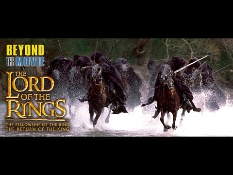 THE LORD OF THE RINGS 'national geographic' - Beyond The Movie