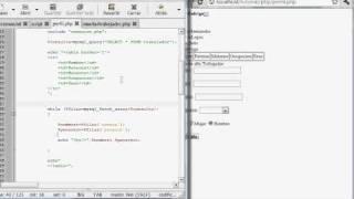 Creacion de un Sistema Web con HTML , PHP y MYSQL Parte 10