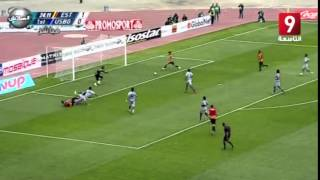 Ligue 1 Tunisie 18ème Journée: Espérance de Tunis - US Ben Guerdane: 2-1 Saad Bguir (2) 2017 Video