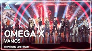 [예능연구소 4K] 오메가엑스 직캠 'VAMOS' (OMEGA X FanCam) @Show!MusicCore 210703