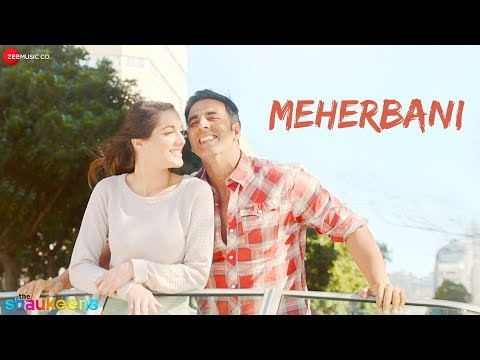 Thumbnail: MEHERBANI - FULL VIDEO HD | The Shaukeens | Akshay Kumar | Arko | Jubin Nautiyal