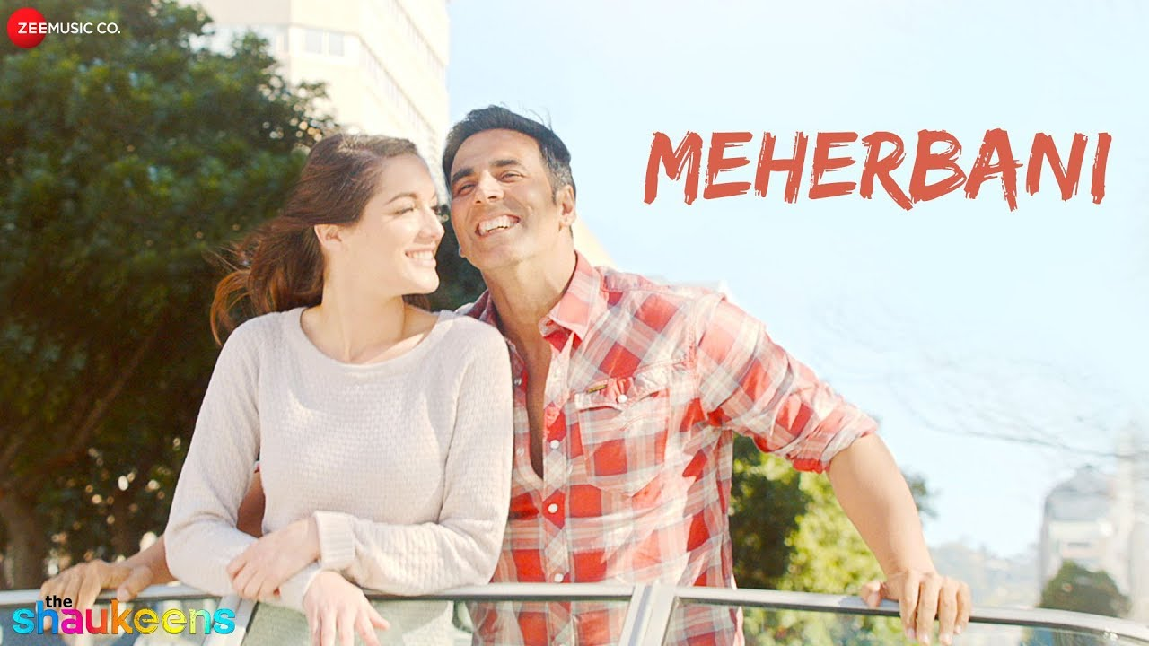 Meherbani Chords by Jubin nautoyal from movie Shaukeens