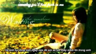 Vietsub kara - Shayne Ward - Waiting in the wings