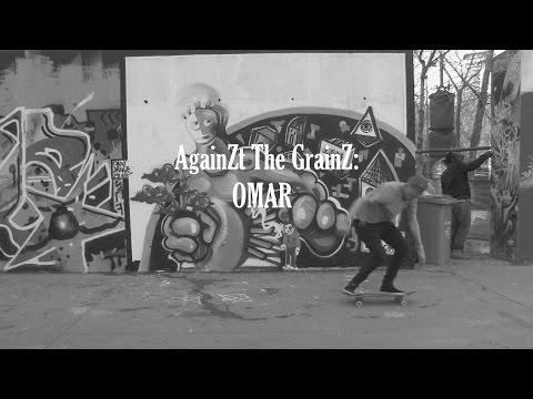 AgainZt The GrainZ - OMAR Street Art Interview