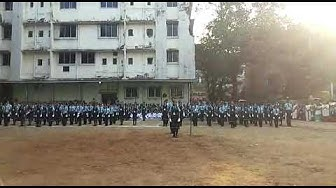Republic day celebration in chandresh LODHA MEMORIAL SCHOOL DOMBIVILI E