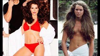 Nude shields Brooke Shields: