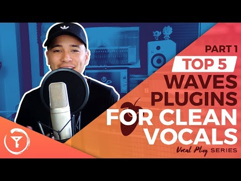 [PART 1] BEST WAVES PLUGINS (TOP 5) FOR CLEAN HIP-HOP/R&B VOCALS