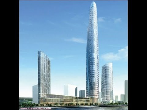 Update 6/2017 Supertall SHENZHEN Ping AnFinanceCenter599m,CHONGQING Chongqing Corporate Avenue 468m