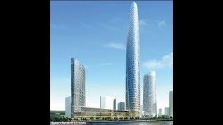 Update 6/2017 Supertall SHENZHEN Ping AnFinanceCenter599m,CHONGQING Chongqing Corporate Avenue 468m