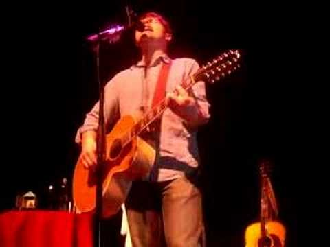 Colin Meloy sings