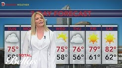 The Bella Twins' mom fulfills her dream of being a weather forecaster: Total Bellas, June 10, 2018