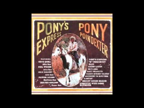 Pony Poindexter - Pony's Express (1962)