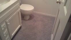 Carpet in the Bathroom Part 1