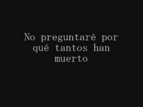 Gunslinger - Avenged Sevenfold (Subtitulada en español)