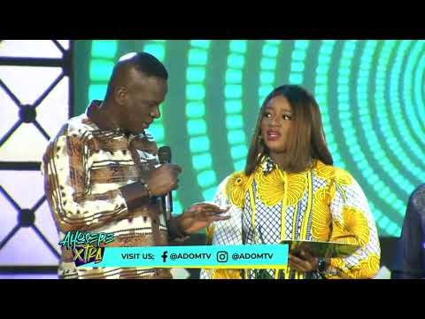 Ahosepe Xtra with Sister Sandy on Adom TV (4-9-21)