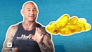 DPA: The Fish Oil You