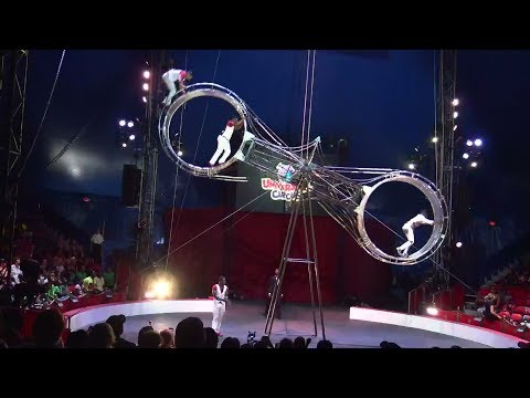Best of UniverSoul Circus - Smithsonian Folklife Festival 6.30.17