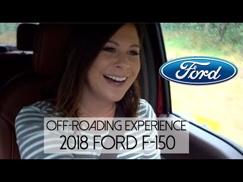 Off-Roading With The 2018 Ford F-150
