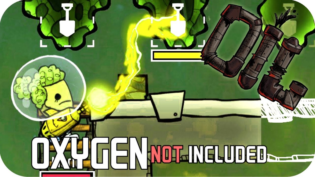 Oxygen Not Included OIL UPGRADE: GEYSER TAMING & COOLING!!! Ep 6 ONI