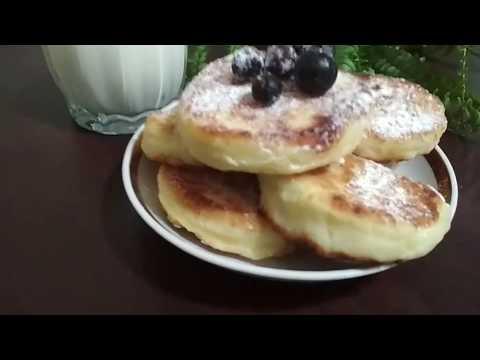 Сырники из творога рецепт классический на сковороде