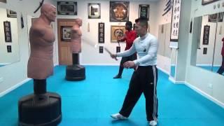 Beginners Combat Nunchaku Training