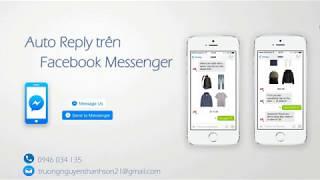 Auto Reply Facebook Messenger
