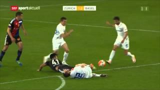 Highlights: FC Zürich vs. FC Basel (2:3) - 07.05.2016