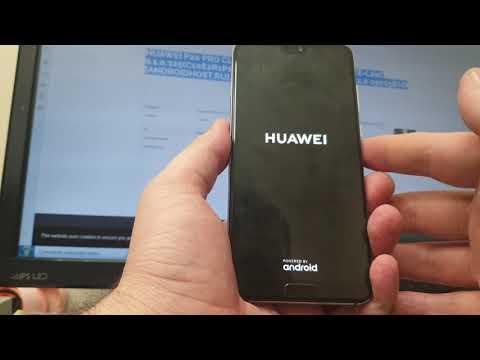 FRP! Huawei P20 PRO CLT-L29 EMUI 9.1.0 Сброс аккаунта гугл.