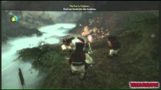 FABLE 3:EVIL HERO WEAPONS SPELLS OUTFITS