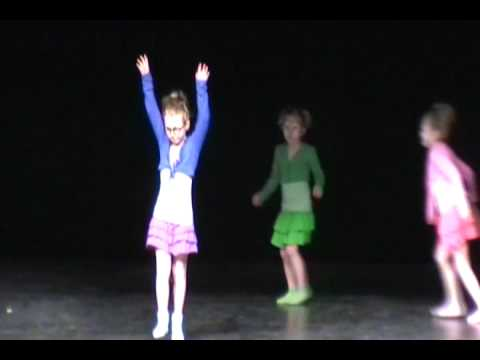Gabrielle Bella Morgan Single Ladies_chippettes Talent show