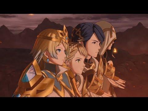 [WTF] Fire Emblem: Heroes ~ Book II ♦ Opening: FAIA EMBUREM THE MUSICAL Ver.