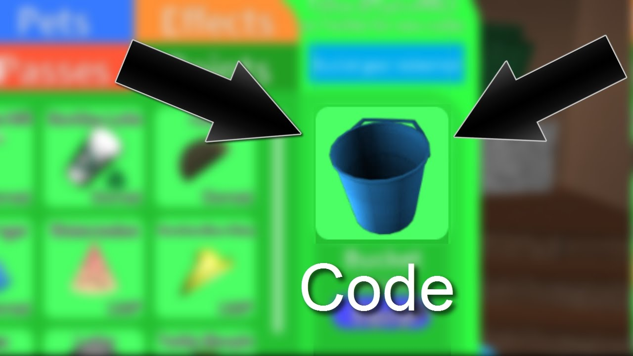 Code How To Get The Bucket Gear Epic Minigames Roblox Youtube