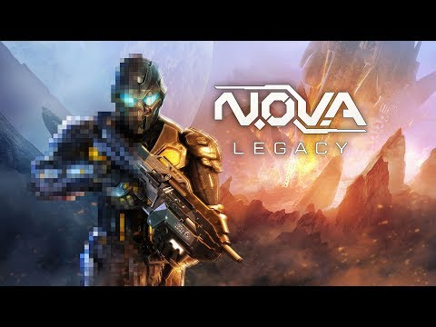 N.O.V.A. Legacy IOS Launch Trailer – OUT NOW On The App Store