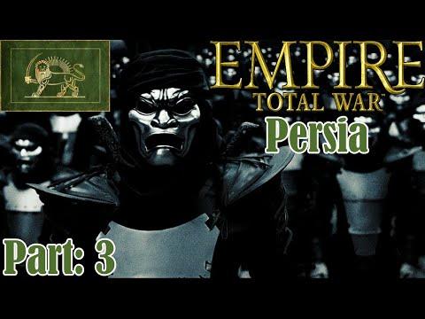 Empire Total War (Persia Campaign) - Part 3 - Persian-Ottoman War