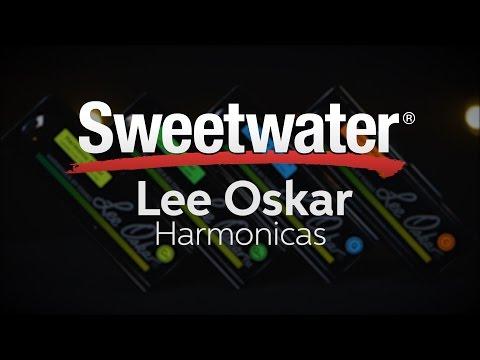 Lee Oskar Harmonicas Explained