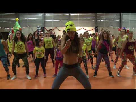 "Zumba - Dalila Salvador - ""Ricky Martin ft. Maluma - Vente Pa' Ca"""