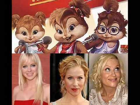 Alvin and The Chipmunks II : TheSqueakquel ( Voice Cast )