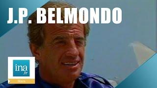 """Jean-Paul Belmondo et Georges Lautner tournent """"Joyeuses Pâques"""" - Archive vidéo INA"""