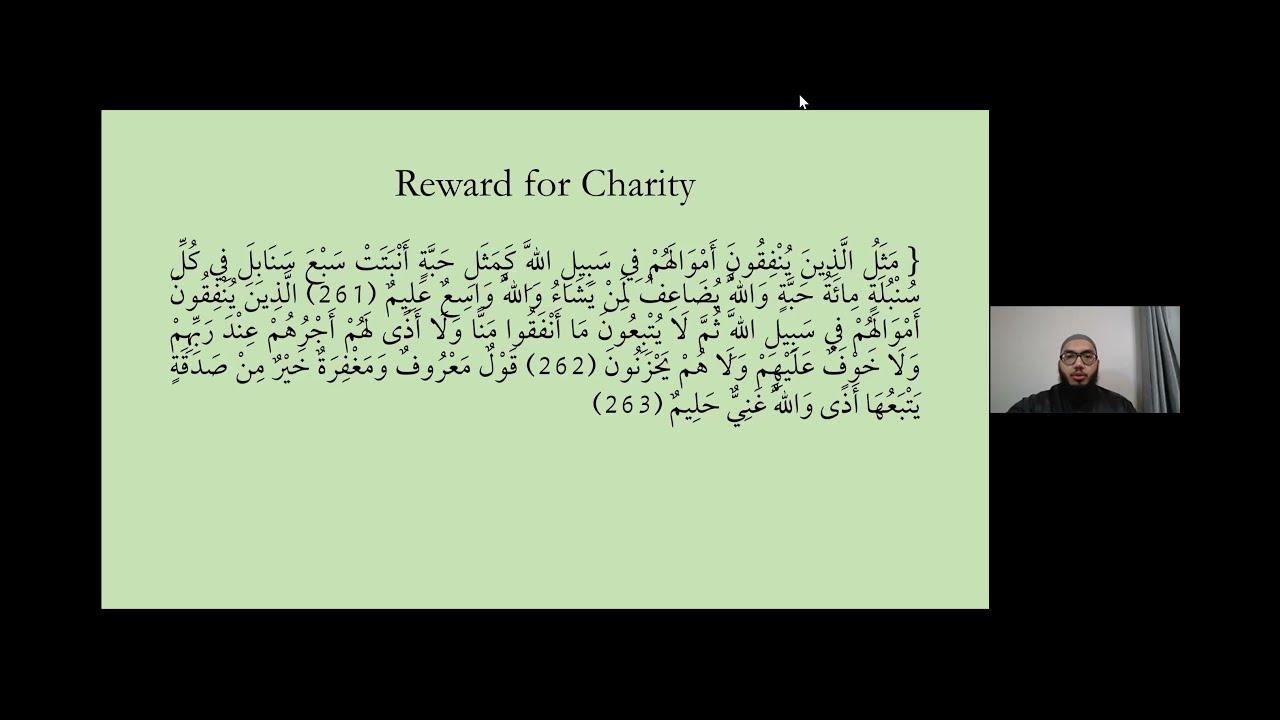 Al-Arba'in al-Nawawiyyah Hadith 3.9 || Shaykh Nafis