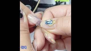 [아크릴젤연장] 부러진손톱 아크릴젤 연장하기 속성편