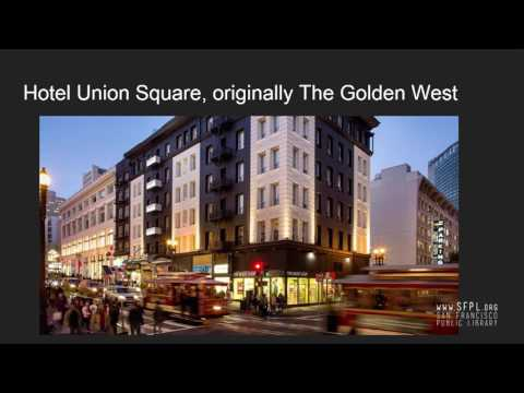 SF CityGuides - Ghosts At Hotel Union Square San Francisco