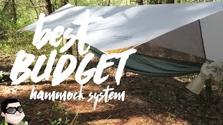 Therm-a-Rest Slacker Hammock House All-in-one System!!