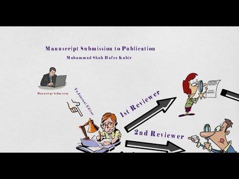 Manuscript Submission to Publication