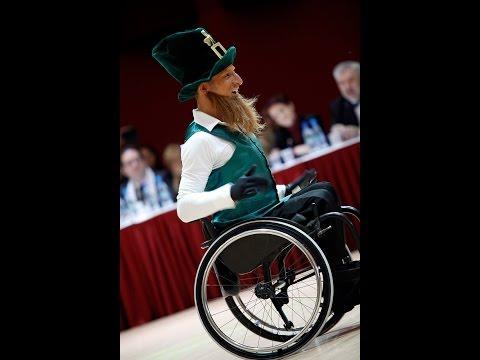 Single Men's final - 2014 IPC Wheelchair Dance Sport Continents Cup
