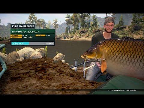 Euro Fishing vs. NiedzielnyW. - # 18 - Presa Del Monte Bravo - kolejny okaz: Cutts 29,48kg :)
