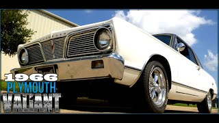 1966 Plymouth Valiant FOR SALE