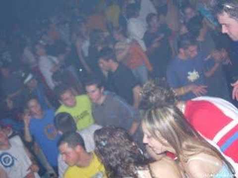 Dj kultur cuarto aniversario evassion copera granada 2001 for Cuarto aniversario